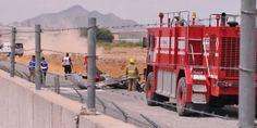 Relacionada accidente avioneta aeropuerto ciudad juarez