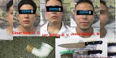 Relacionada detenidos en la genaro  5