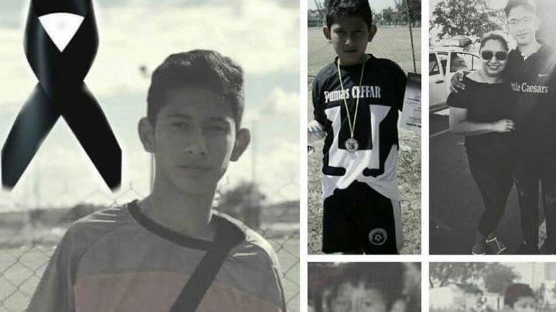 Matan a joven futbolista ya su madre en Reynosa