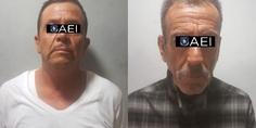 Relacionada detenidos con vehi culos robado
