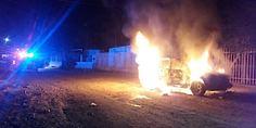 Relacionada vehiculo calsinado fuego