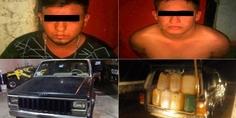 Relacionada robaron diesel a telmex