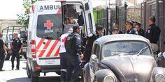 Relacionada ambulancia chihuahua policias