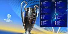Relacionada grupos uefa champions league