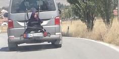 Relacionada atada turquia camioneta
