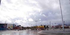 Relacionada tiempo  lluvia