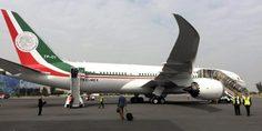 Relacionada avio n presidnecial