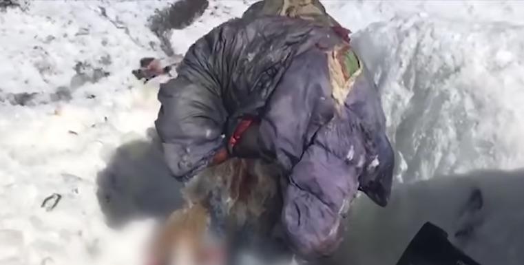 Hallan el cadaver de una alpinista desaparecida hace 31 años en Europa