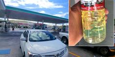 Relacionada diesel gasolina toyota