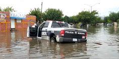 Relacionada patrulla lluvia ciudad juarez