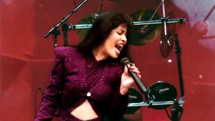 AB Quintanilla revela foto de Selena como nunca la habías visto