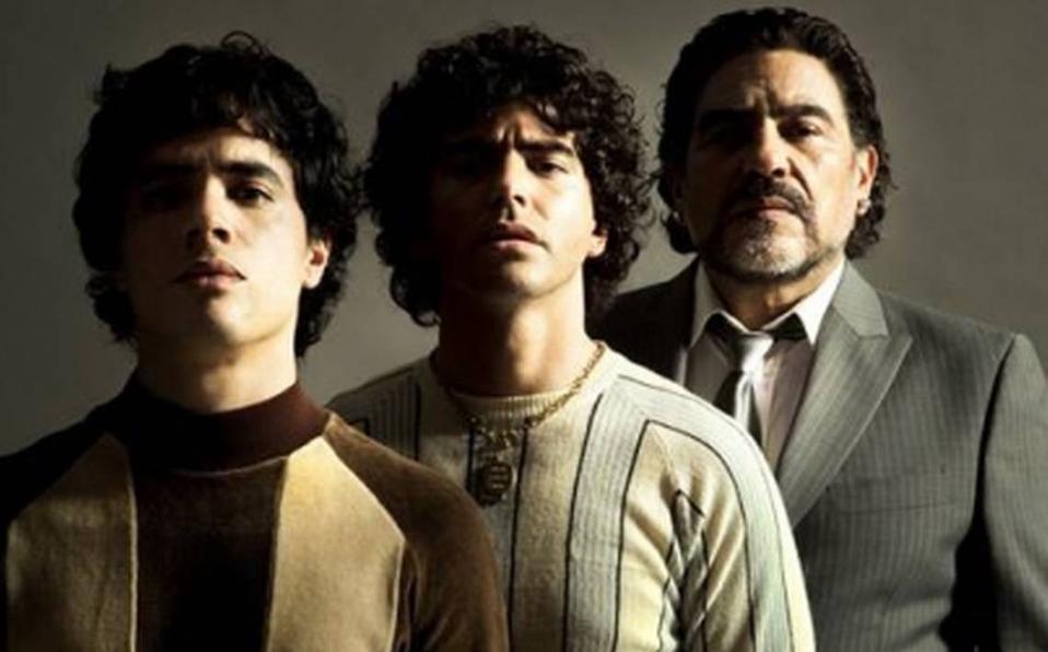 Maradona actores