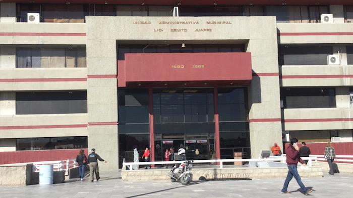 Presidencia municipal juarez