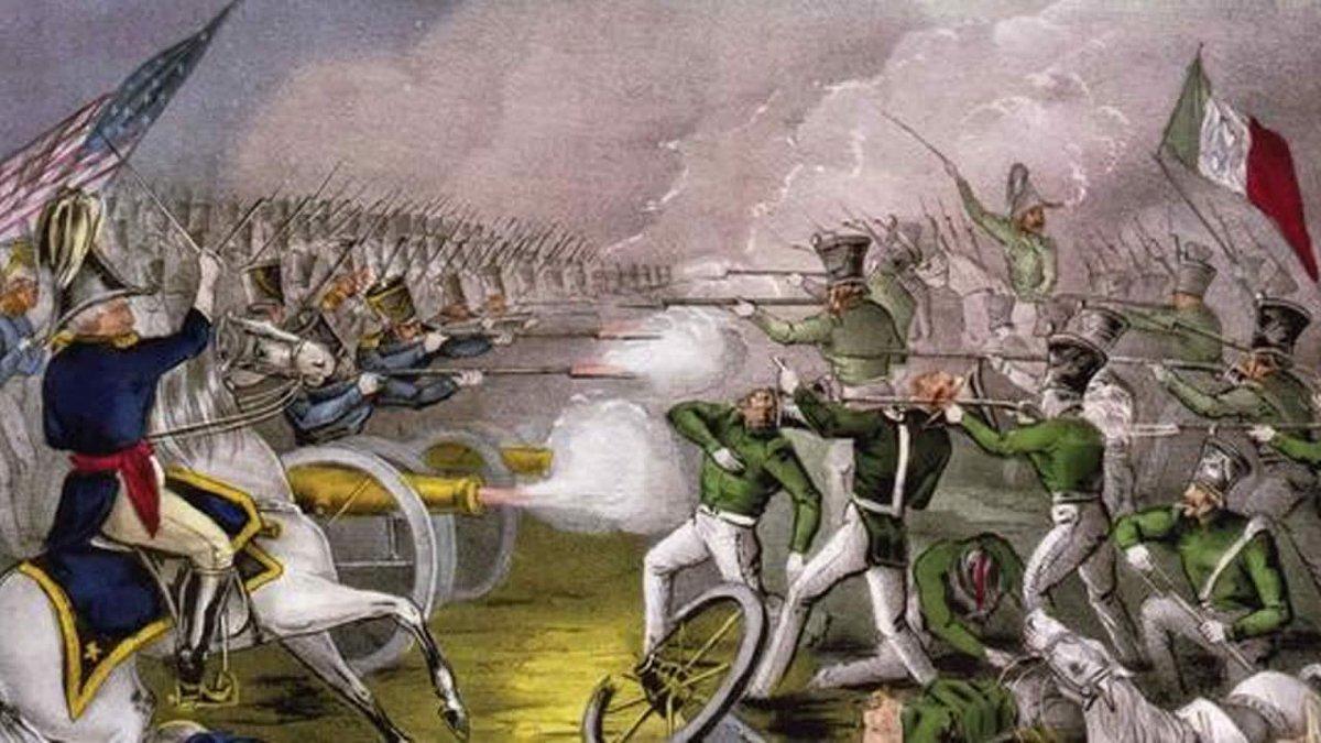 A 171 años del Batallón de San Patricio irlandés que defendió México ...