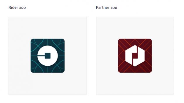 Logos de app anteriores