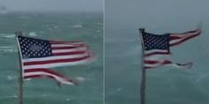 Relacionada huracan rasg  bandera eu