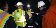 Relacionada inspeccionan mina guadalupe