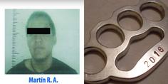 Relacionada golpe  a mujer con nudillera aldama chihuahua