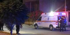 Relacionada ambulancia noche