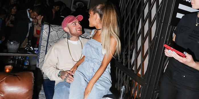 Ariana Grande rompió el silencio tras la muerte de su ex