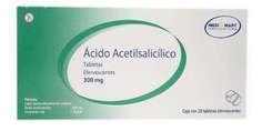Relacionada aspirina