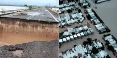 Relacionada inundaciones sinaloa