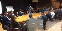 Relacionada reunion gabinete