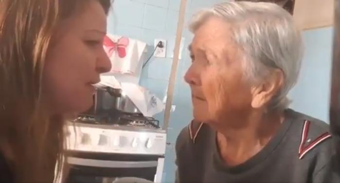 Abuela alzheimer