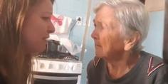 Relacionada abuela alzheimer