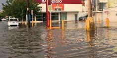 Relacionada lluvia inundacion