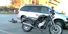 Relacionada choque policia moto