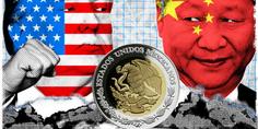 Relacionada china eu guerra comercial peso mexicano