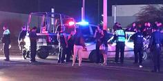 Relacionada choque noche policia