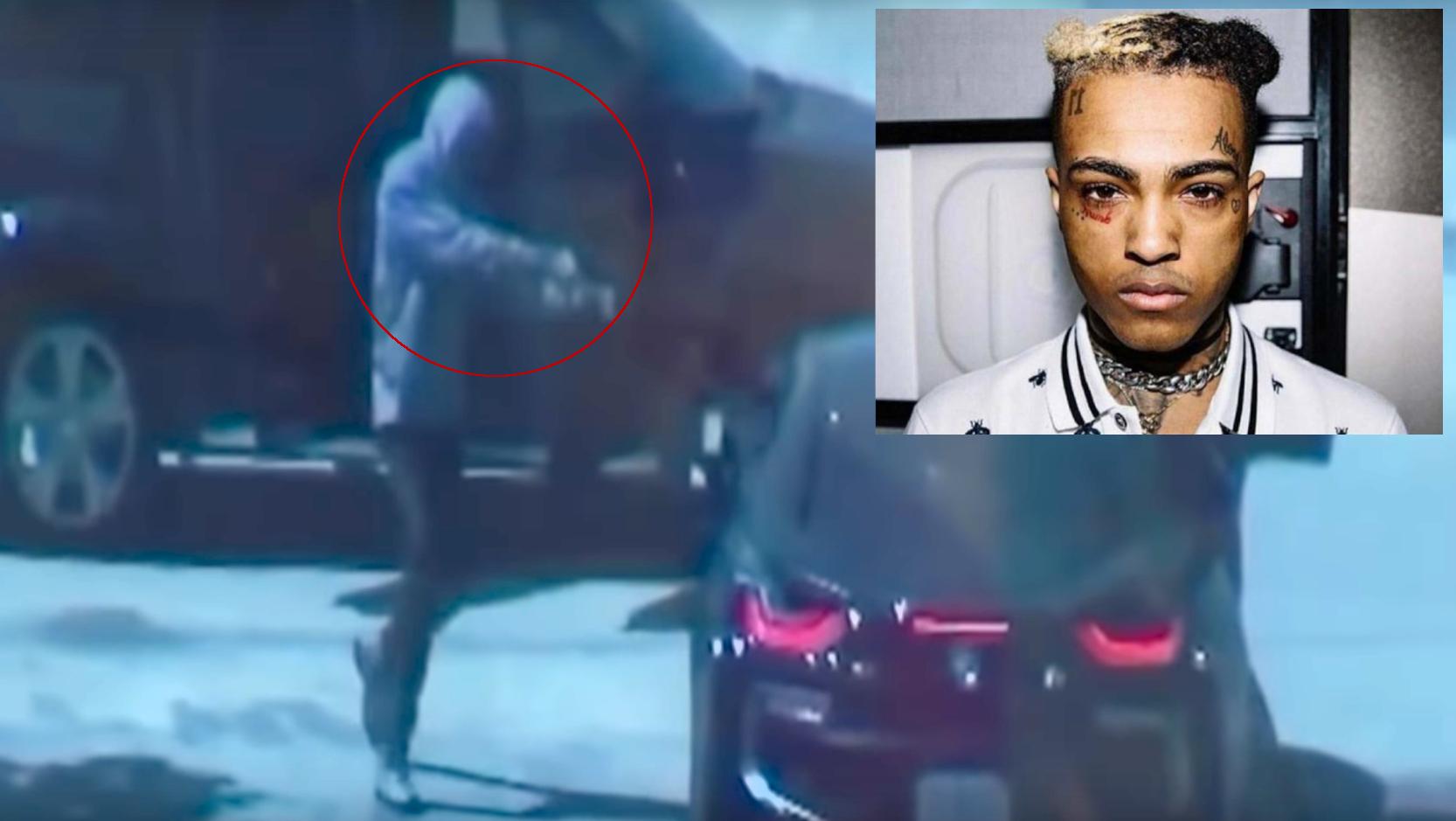 Captan el momento en que mataron al rapero XXXTentacion