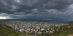 Relacionada nubes cerro coronel