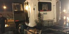 Relacionada trailer lluvia noche norza