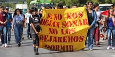 Relacionada manifestacio n tlatelolco juarez