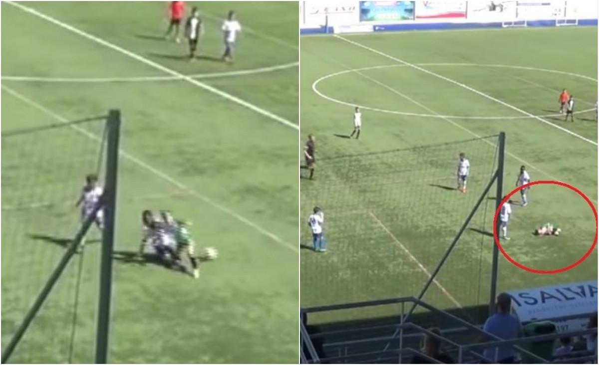 Niño de 9 años se rompe la tibia y el peroné en partido de fútbol y su padre inicia intenso debate en Redes Sociales