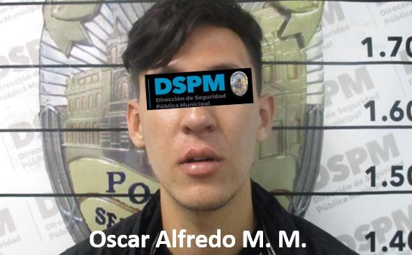 Oscar alfredo m. m.