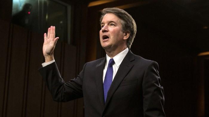 Kavanaugh, más cerca de la Corte Suprema — Estados Unidos