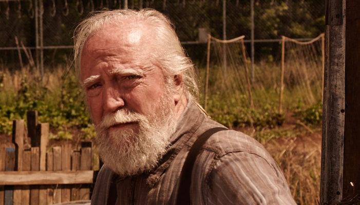 Muere Scott Wilson, intérprete de Hershel en