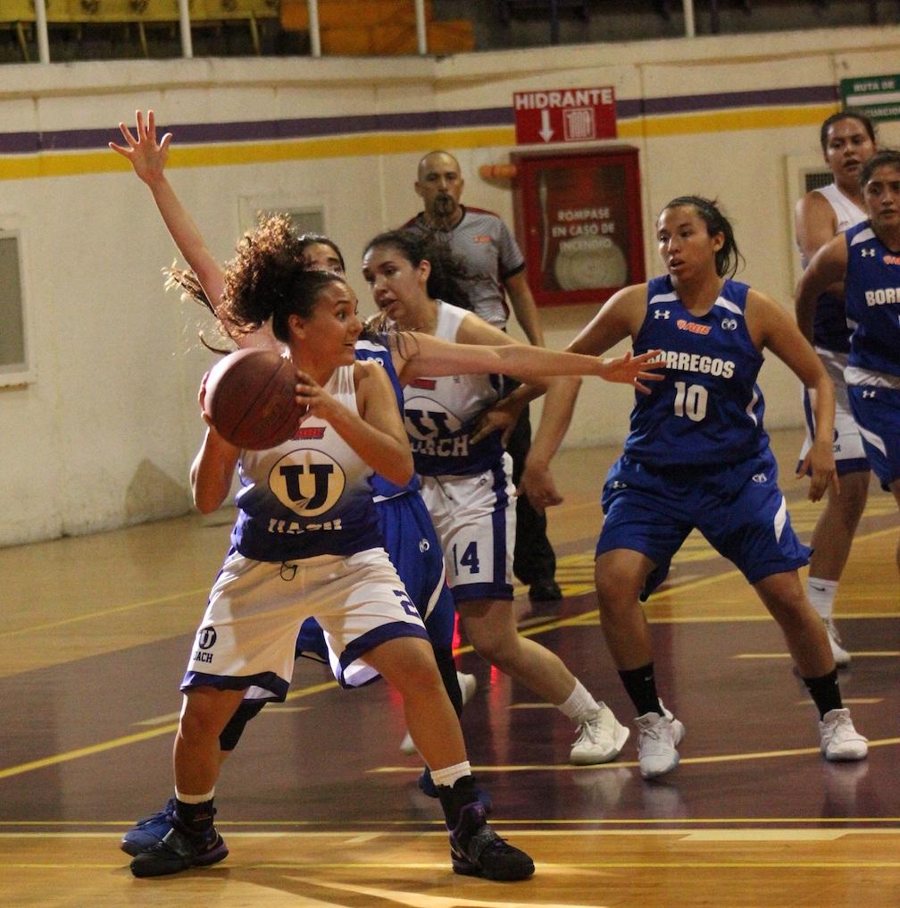 Uach basquet feme