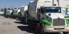 Relacionada camiones recolectores de basura  pasa