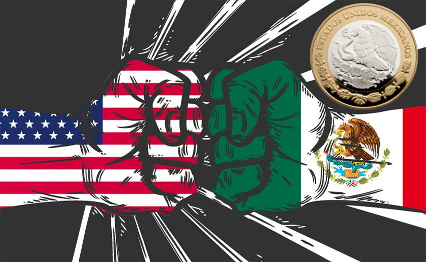 Peso dolar mexico vs usa