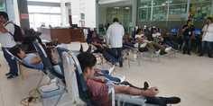 Relacionada sangre donacio n