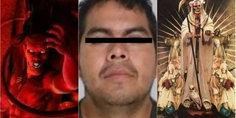 Relacionada monstruo de ecatepec satanismo santa muerte