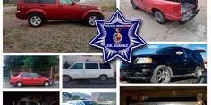 Relacionada autos recuperados