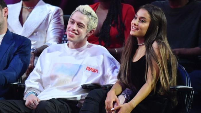 Ariana Grande y Pete Davidson habría cancelado su compromiso