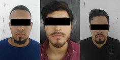 Relacionada agentes municipales arrestaron a tres presuntos narcomenudistas en la colonia felipe a ngeles