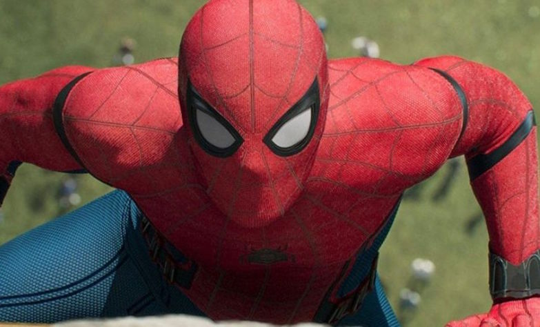 Nuevo traje de Spider-Man Tom Holland